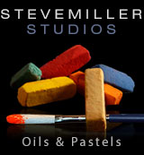Steve Miller Studios featuring Oils and Pastels